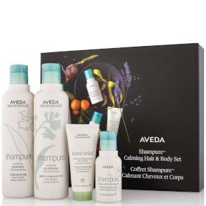 Aveda Shampure Calming Hair and Body Set