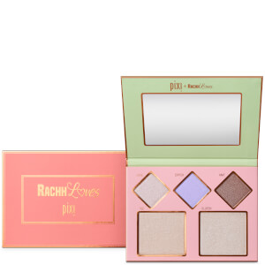PIXI X RachhLoves The Layers Highlighting Palette