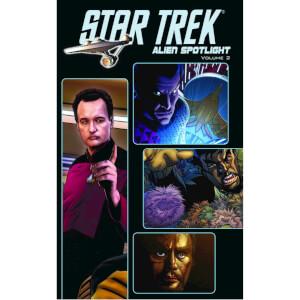 Star Trek: Alien Spotlight - Volume 2 Graphic Novel