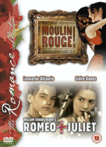Romeo AND JULIET / MOULIN ROUGE (DVD)