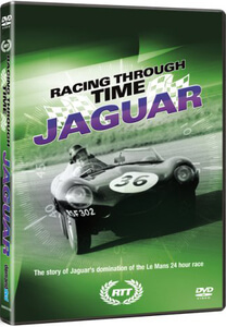 Racing Through Time - Jaguar