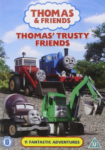 Thomas & Friends Thomas' Trusty Friends