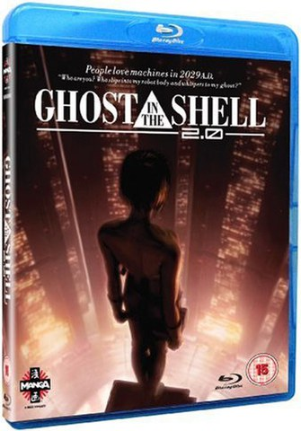 GITS 2.0 (Ghost In The Shell Redux)