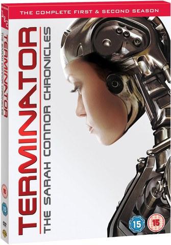 Terminator - Las Crónicas de Sarah Connor - Temporadas 1 y 2