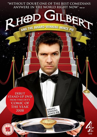 Rhod Gilbert And The Award Winning Mince Pie