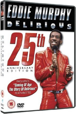 Eddie Murphy Delirious 25th Anniversary Editie