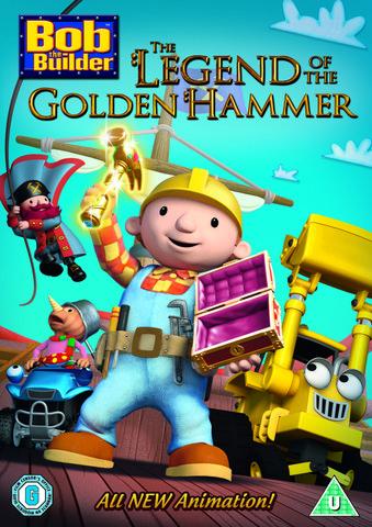 Bob The Builder - The Legend Of The Golden Hammer
