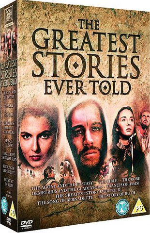 The Greatest Stories Ever Told - Religious Box Set