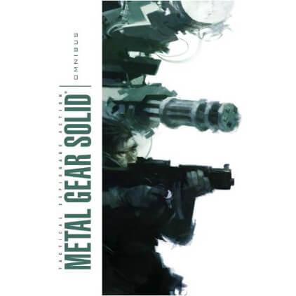 Metal Gear Solid Omnibus Graphic Novel