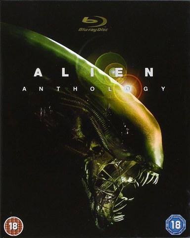 Alien Anthology Box Set
