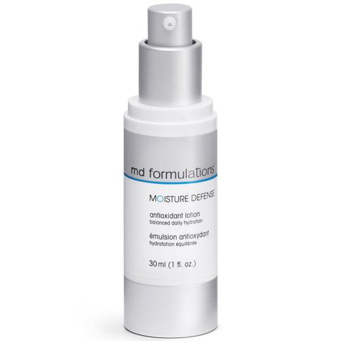 MD Formulations Moisture Defense Antioxidant Lotion