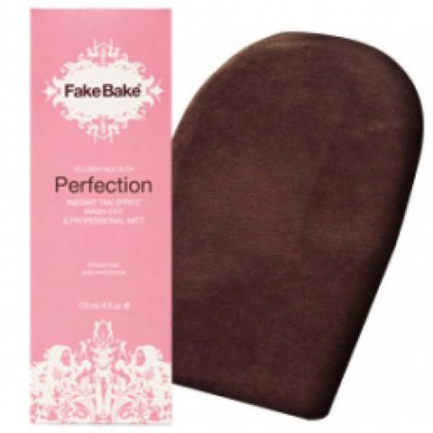 Fake Bake Perfection Instant Tan Spritz/ Mitt 125ml