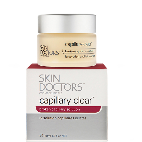 Tratamiento varices y arañas vasculares Skin Doctors Capillary Clear 50ml
