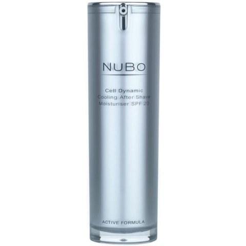 NuBo Cell Dynamic Cooling After Shave Moisturiser SPF20 30ml