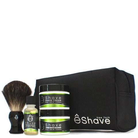 Kit de Inicio eShave Verbena Lime