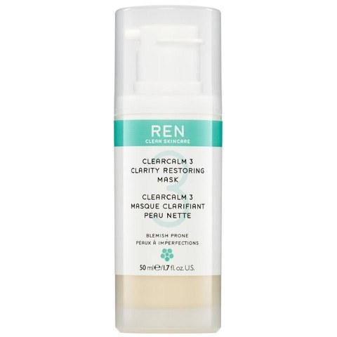 REN Clearcalm 3 Clarity Restoring Mask (50ml)