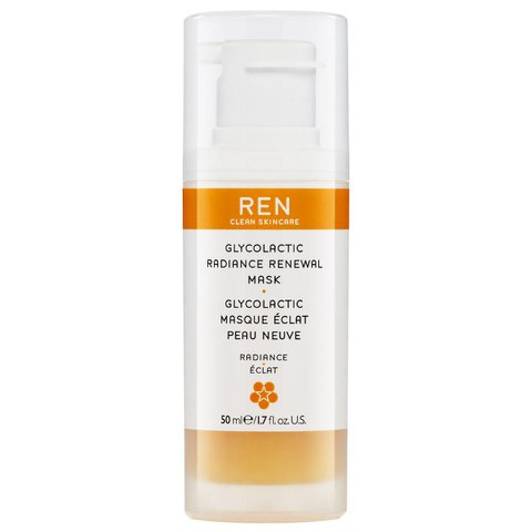 REN Glycolactic Radiance Renewal Mask (50ml)