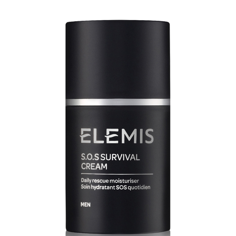 Crema anti-rojeces y acné Elemis Men S.O.S Survival Cream 50ml