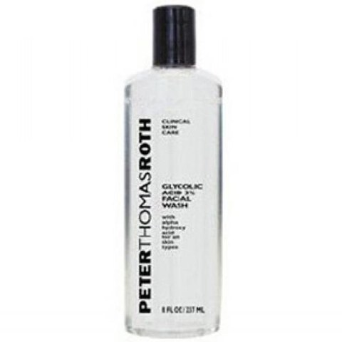 Peter Thomas Roth Glycolic Acid 3% Facial Wash (250ml)