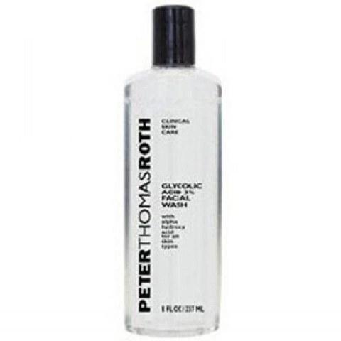 Peter Thomas Roth Glycolic Acid 3% Facial Wash 250ml