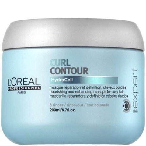 Mascarilla reparación y definición cabello rizado L'Oréal Série Expert Curl Contour 200ml