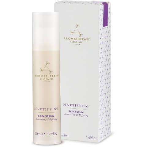 Aromatherapy Associates Mattifying Skin Serum 50ml (Essential Skincare with Orange Flower, Aloe Vera & Oat Extracts)