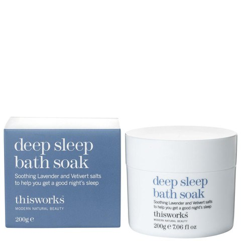 this works Deep Sleep Bath Soak (200g)