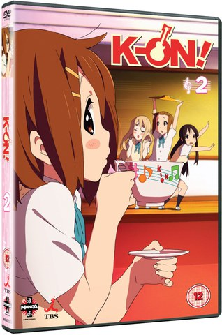 K-On! Volume 2 (Episodes 5-8)