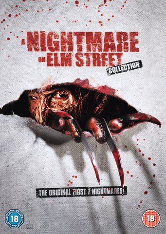 A Nightmare On Elm Street 1-7