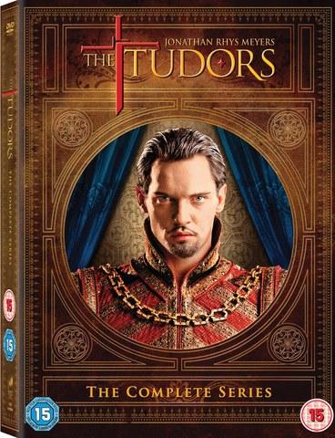 Tudors - Seizoen 1-4