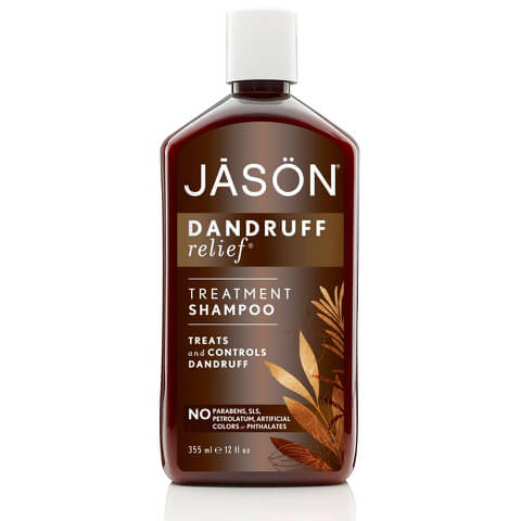 JASON Dandruff Relief Treatment Shampoo (355ml)