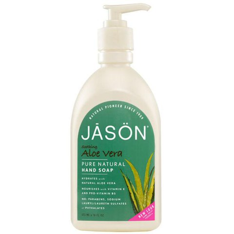 JASON Soothing Aloe Vera Hand Soap 473ml