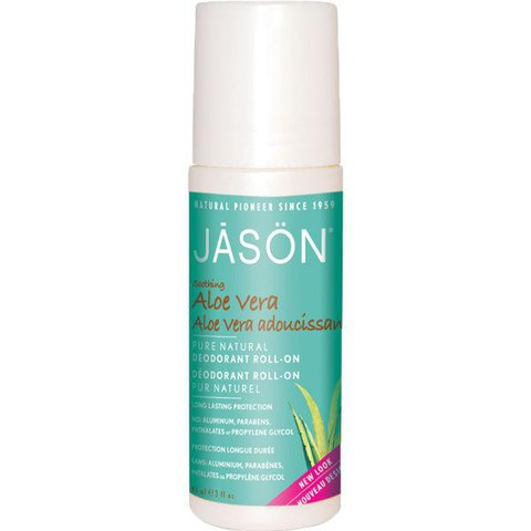 JASON Soothing Aloe Vera Roll-On Deodorant 89ml