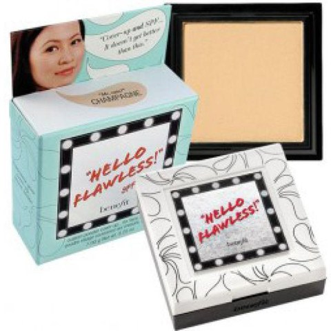 benefit Hello Flawless Me? Vain? - Champagne