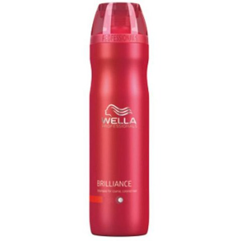 WELLA PROFESSIONALS BRILLIANCE SHAMPOO FOR FINE TO NORMAL, COLOURED HAIR (250ML)