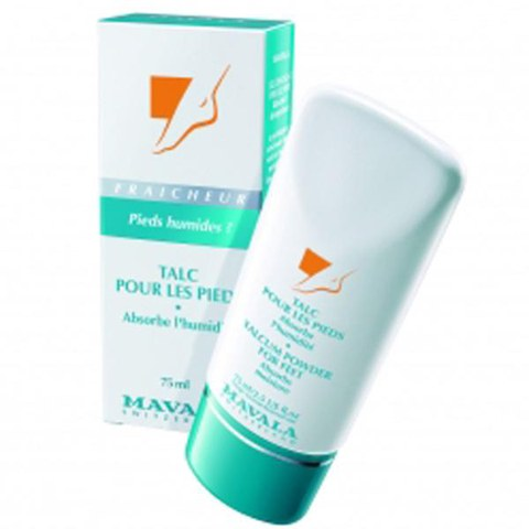 Mavala Talcum Powder For Feet (50g)