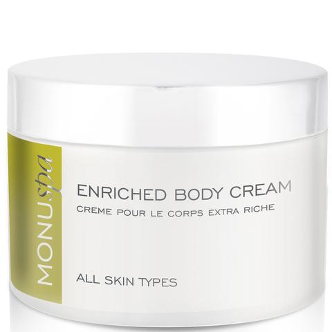 MONUspa Enriched Body Cream 200ml