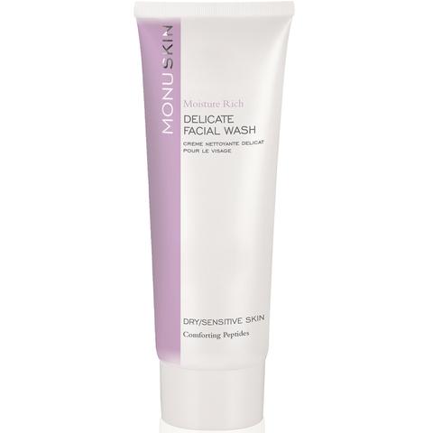 Crema limpiadora suave para la cara MONU (100ml)