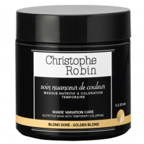 Christophe Robin Shade Variation Care - Golden Blond (250ml)