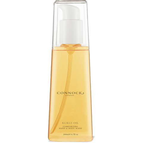 Connock London Kukui Oil Comforting Body Wash (200ml)