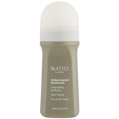 Natio For Men Antiperspirant Deo 100ml