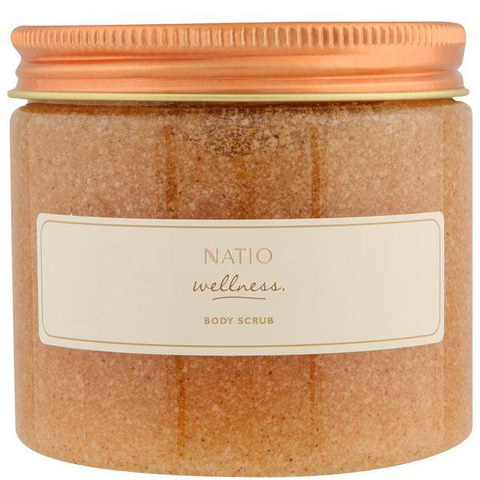 NATIO WELLNESS BODY SCRUB (450G)