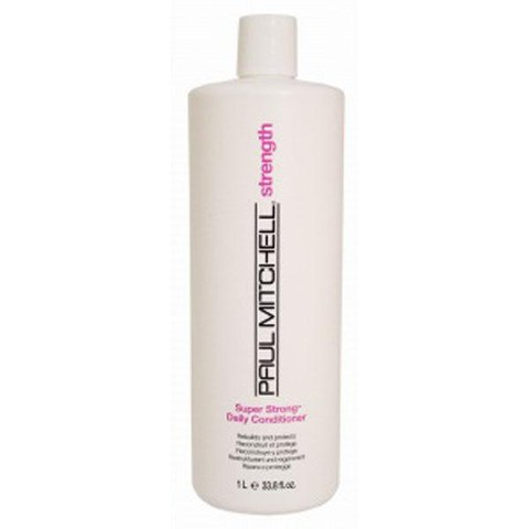 PAUL MITCHELL SUPER STRONG DAILY CONDITIONER (1000ML) - (Worth £52.50)