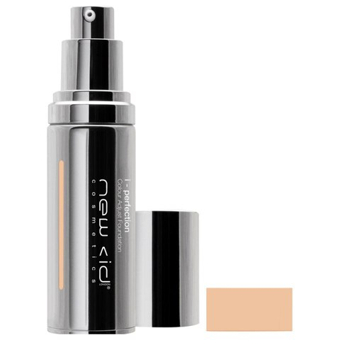 New CID I-Perfection Colour Adjust Foundation - Cinnamon