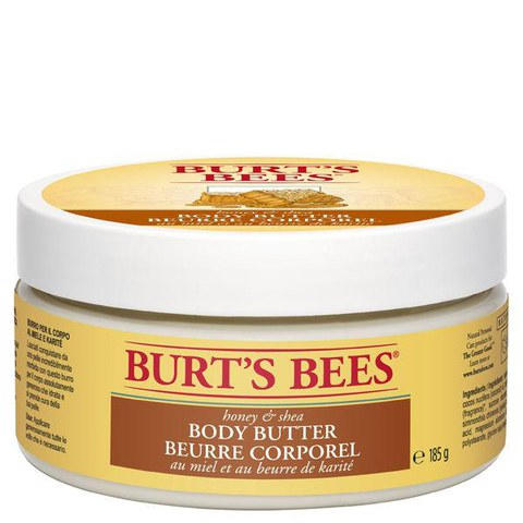 Manteca corporal Burt's Bees - miel y karité 185g