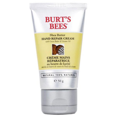 Burt's Bees Crème de Mains - Beurre de Karité pour Portfeuille 48g
