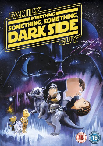 Family Guy: Something, Something, Something Dark Side
