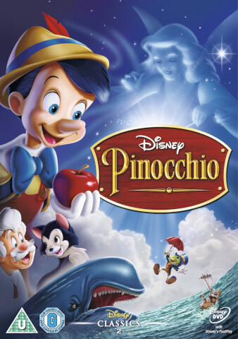 Pinocchio (Single Disc)