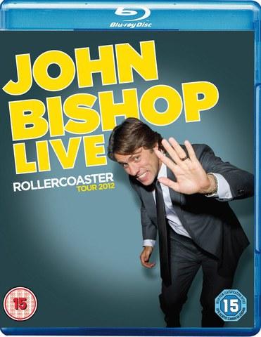 John Bishop Live: Rollercoaster Tour 2012 (Includes UltraViolet Copy)