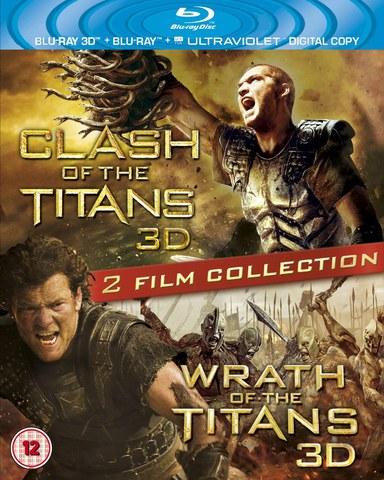 Furia de Titanes 3D / Ira de Titanes 3D